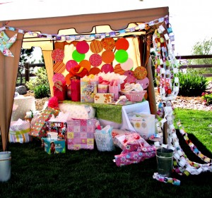 We were so blessed to receive so many things we needed for our sweet girl!