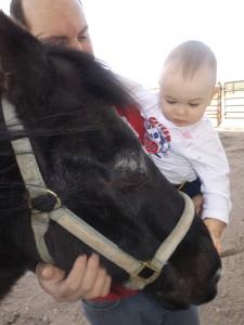 Sweet pony...