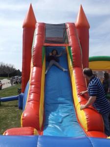 Slide time!