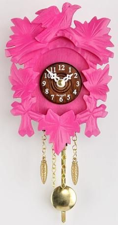 And a cuckoo clock I can spray paint - this is awesome!