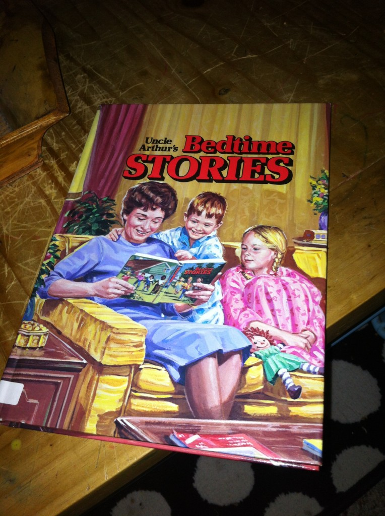 Uncle Arthur's Bedtime Stories