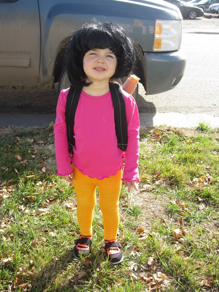 Dora (2 years)