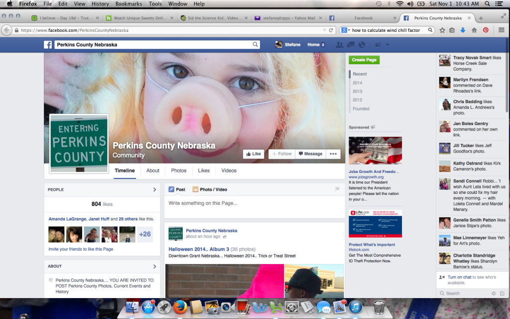 Miss Piggy is famous!