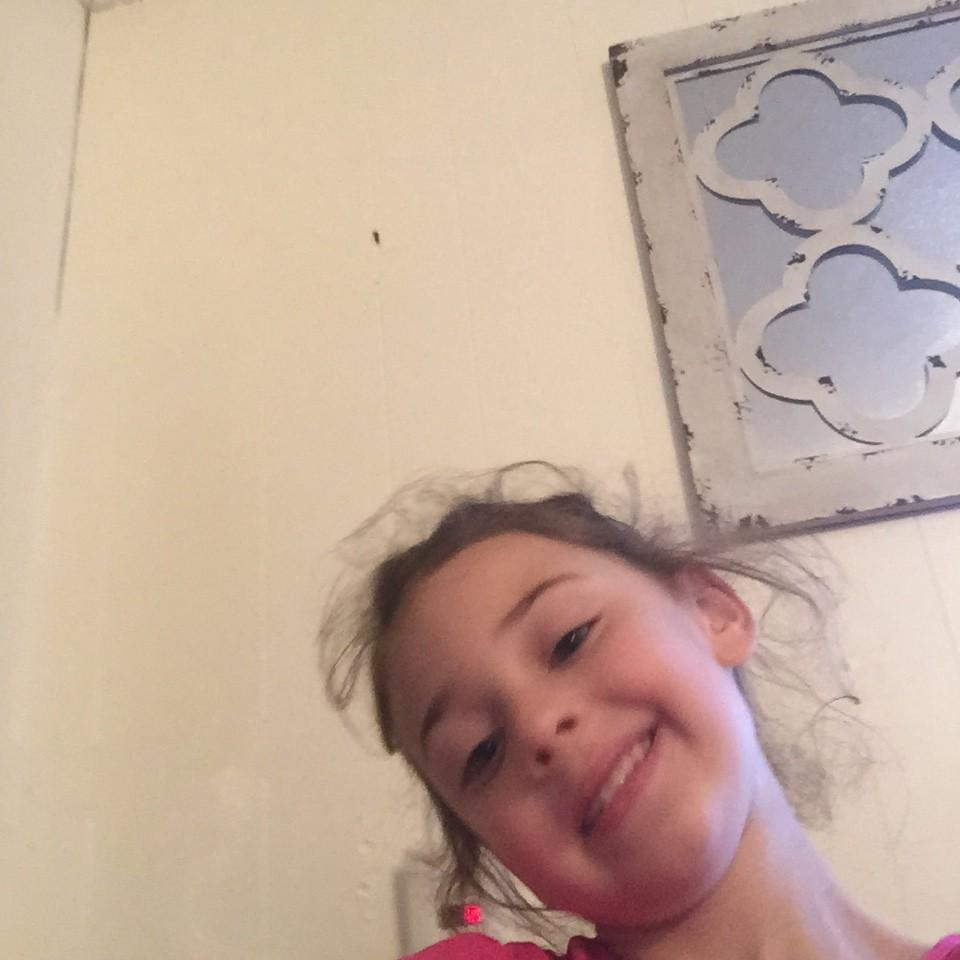 Sawyer selfie :)