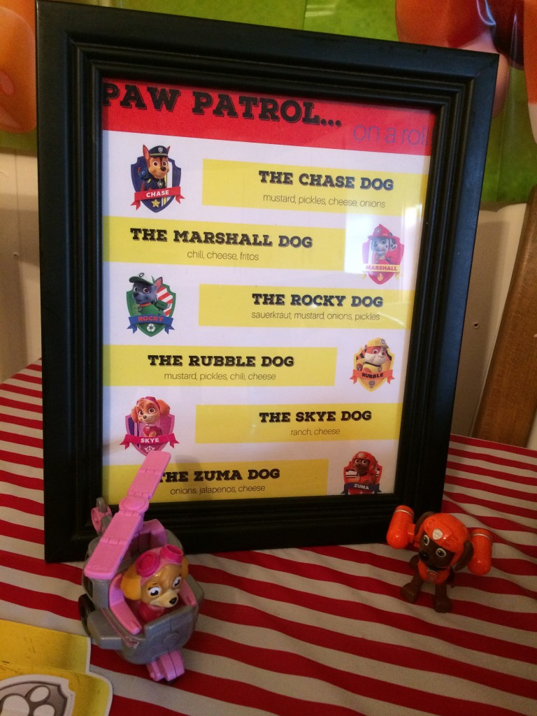 PAW Patrol on a roll - get it?!
