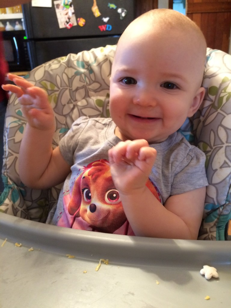 Sweet sister, representing Skye!