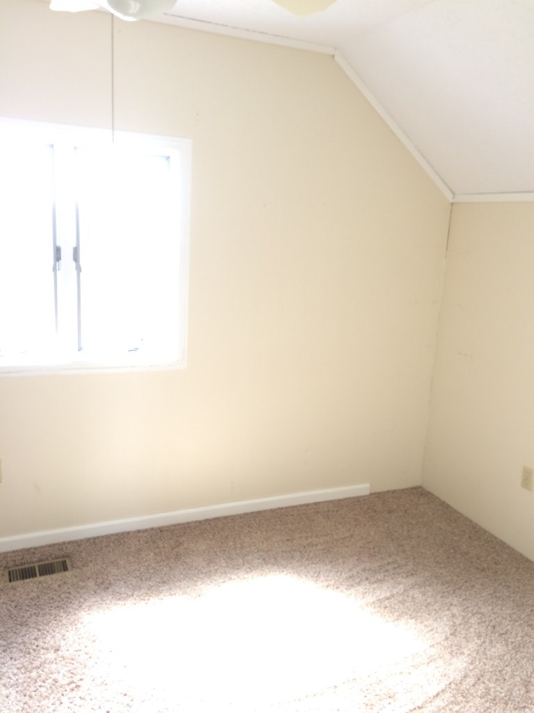 Wryder's room before