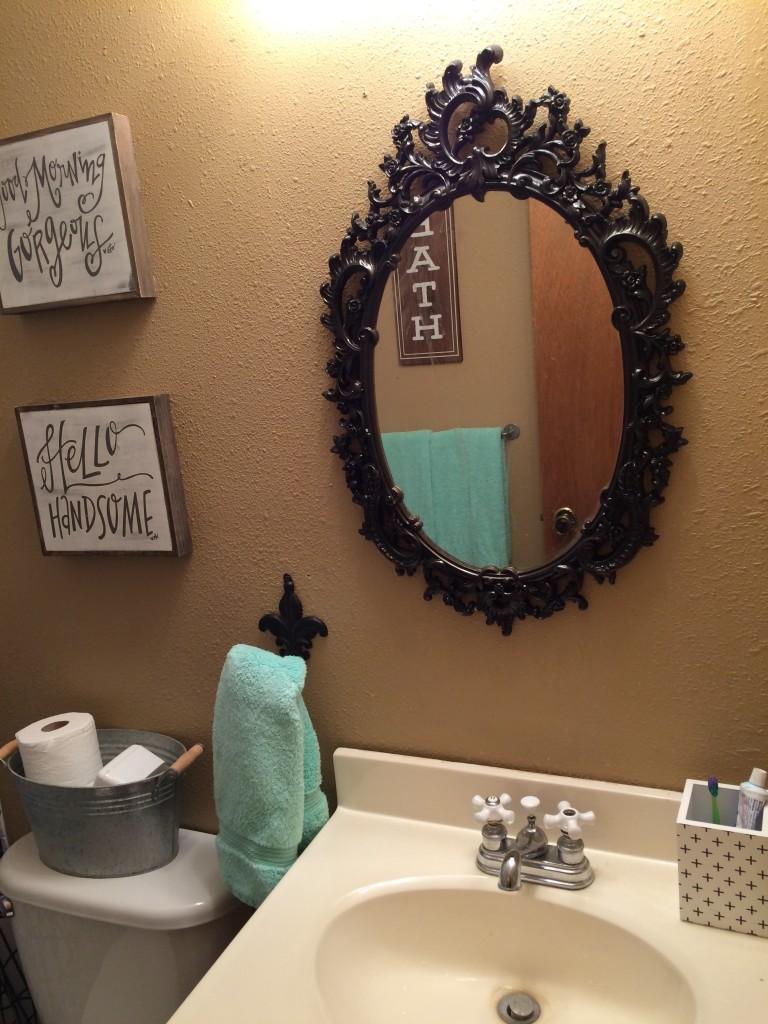 Kids' bathroom after!