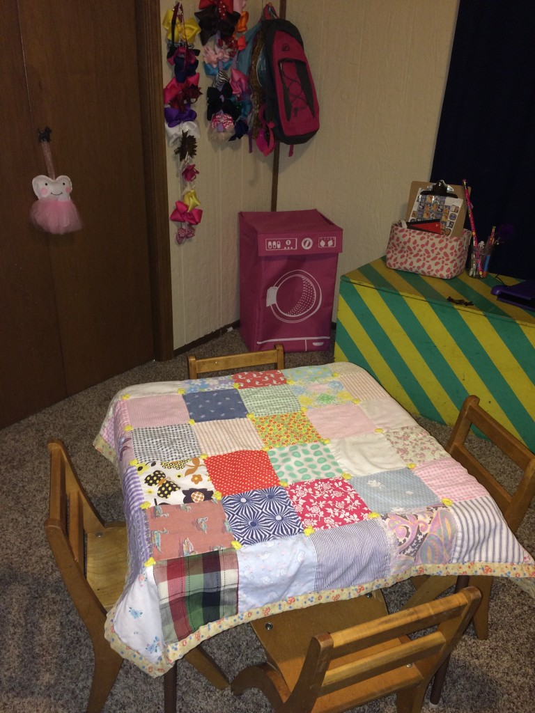 Sawyer's room