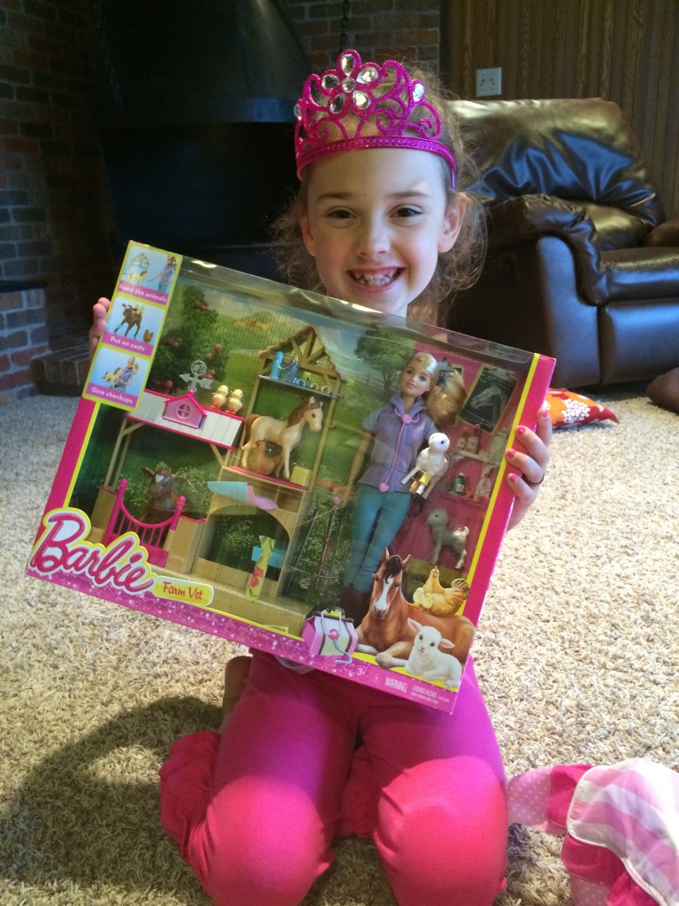 Barbie Veterinarian!